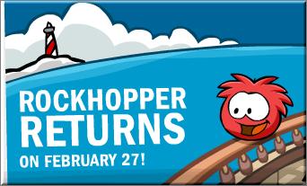 rockhopper return's tomorrow